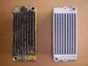 Radiatore Carrello Linde (Prima e dopo)